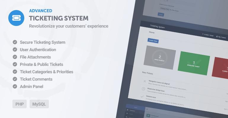 Advanced Ticketing System